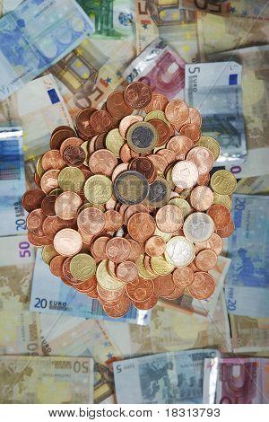 Euro notes & coins