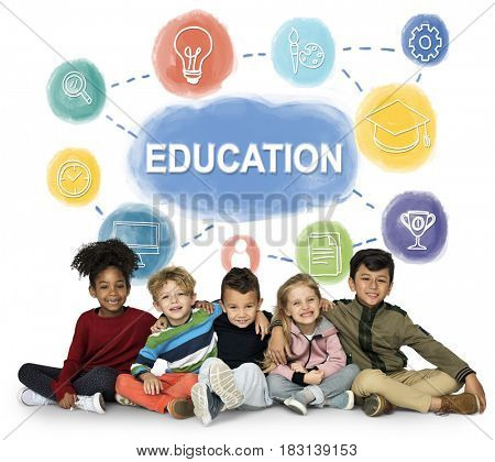 Education Study Childhood Skill Word