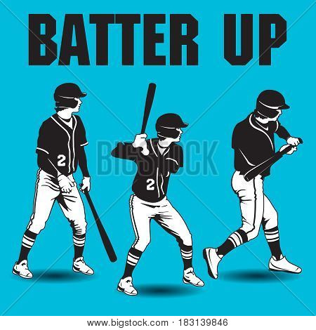 High quality baseball artwork for print or web