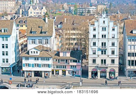 Architecture Of Zurich