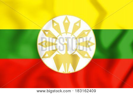 Flag_of_the_state_of_burma_(stylized_version)