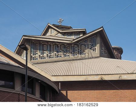 Chiesa di Santa Teresa (meaning St Theresa church) in Turin Italy