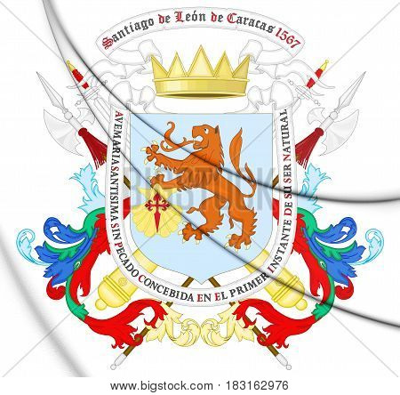 Coat_of_arms_of_caracas флаг