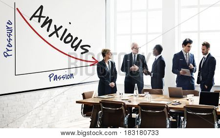 Anxious business planning strategy growth