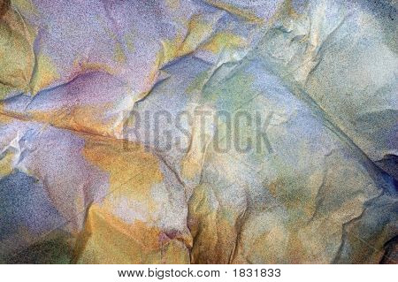 Colored Paper Grunge Background