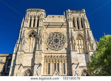Saint Andre Cathedral of Bordeaux - France, Aquitaine