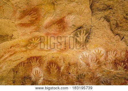 Cueva De Las Manos, Patagonia, Argentina