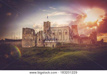 Rakvere Castle.