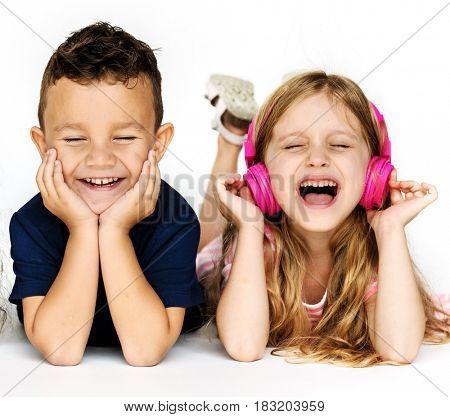 Headphone Happiness Generation Enjoyment Diverse