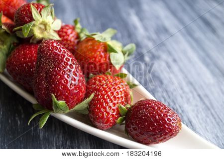 Strawberries. Fresh Strawberries. Red Strewberry. Strawberry Juice. Loosely Put The Strawberries In