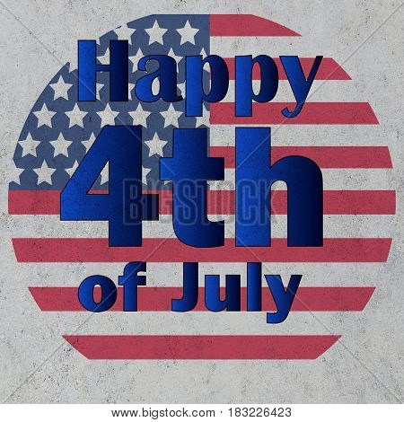 happy fourth of july america freedom day