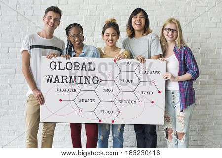 Global Warming Conservation Environmental Ecology