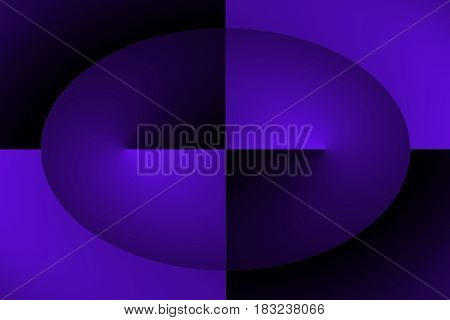 Abstract gradient color transition illustration abstract minimalism textures wallpaper background 3D rendering