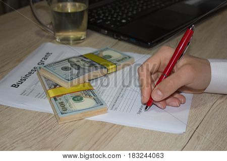 Business grants and funding. Build your business. Creating you small business