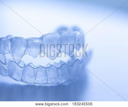 Invisible Dental Bracket