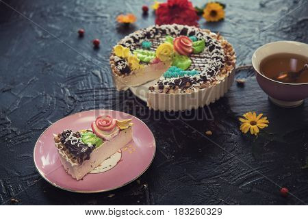 cakes composition