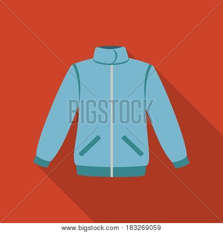 Jacket icon of vector illustration for web and mobile design
