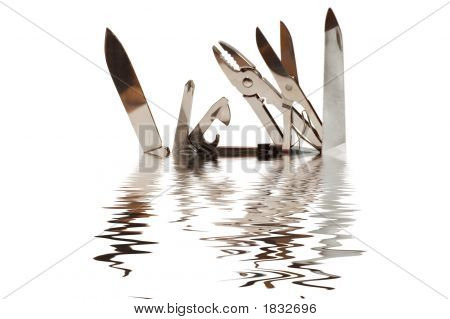 Knife In Water