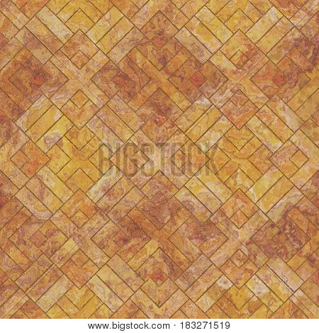 2d illustration of a sandstone tiles background
