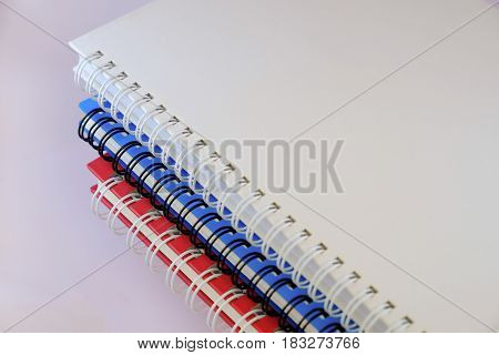 concept pen and note book use for your business