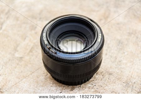 Photographic 50 Mm Lens Photograph