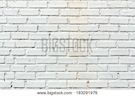 Brick wall texture, brick wall background for interior or exterior design.
