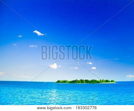 Seascape Island Resort
