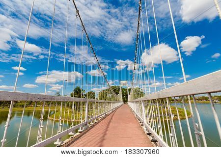 Udon Thani Central Park Bridge