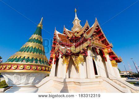 City Pillar Shrine Udon Thani