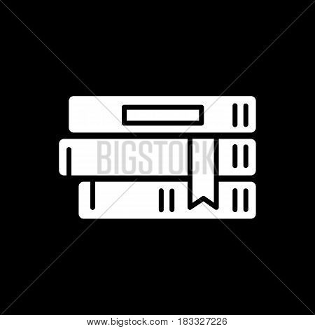 book stack icon image vector illustration design. Eps 10