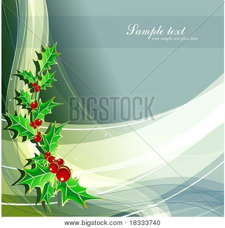 abstrakt Holiday background