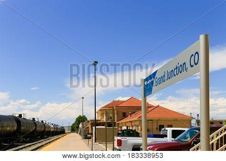 Grand Junction Station