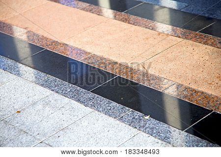 Abstract  Reflex     Asia       Pavement Cross     The    Temple