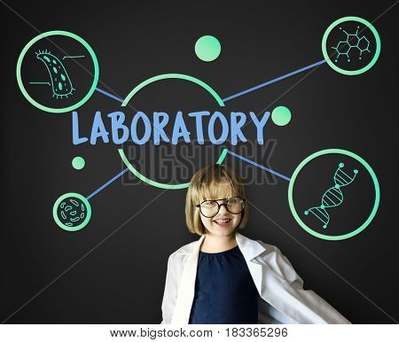 Science DNA Research Development Human