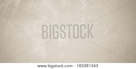 Blank grunge cement wall texture background banner brown colored