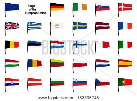 Collection Eu Flags