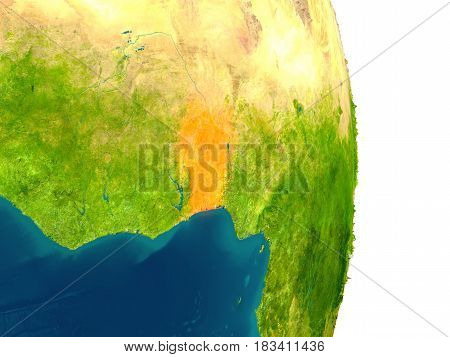 Benin On Planet