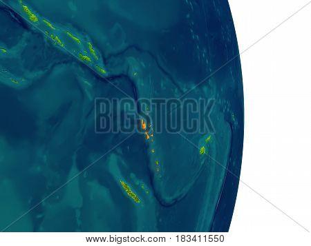 Vanuatu On Planet