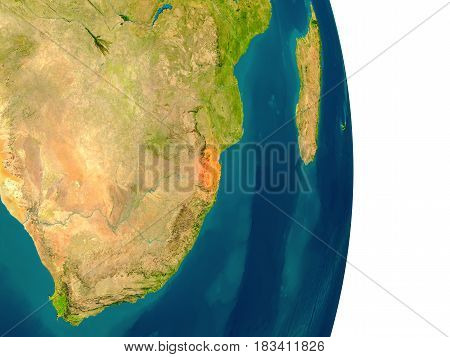 Swaziland On Planet