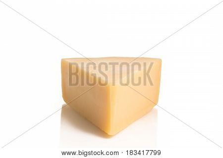 Peice Of Parmesan Cheese