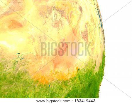 Niger On Planet