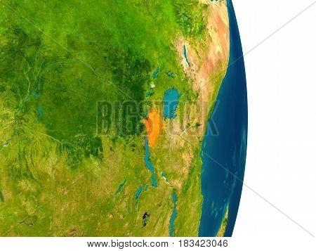 Burundi On Planet