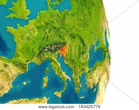 Slovenia On Planet