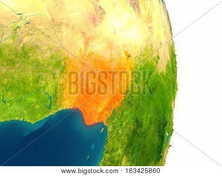 Nigeria On Planet