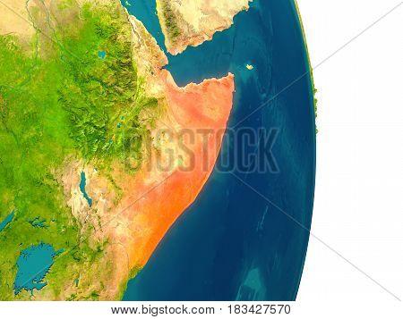 Somalia On Planet