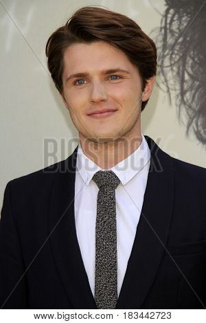 LOS ANGELES - APR 24:  Eugene Simon at the National Geographic's