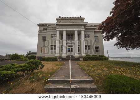 Masonic Temple In Astoria