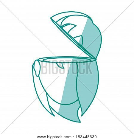 Open mind person icon vector illustration graphic design