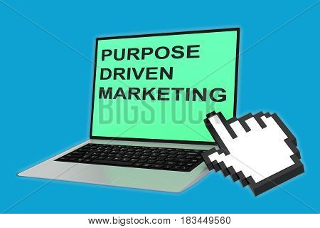 Purpose-driven Marketing Concept