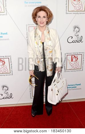 LOS ANGELES - APR 23:  Kat Kramer at the Professional Dancers Society's 30th Gypsy Awards at the Beverly Hilton Hotel on April 23, 2017 in Beverly Hills, CA